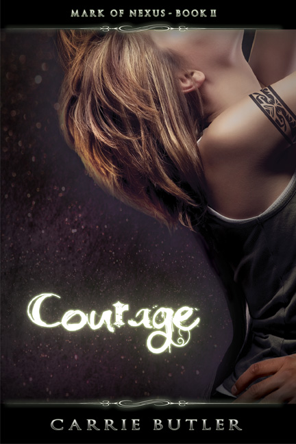 Courage_72dpi - Carrie Butler